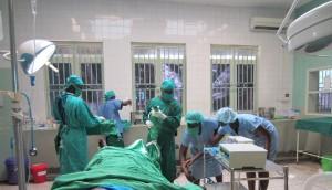 Kumi Hospital - surgery