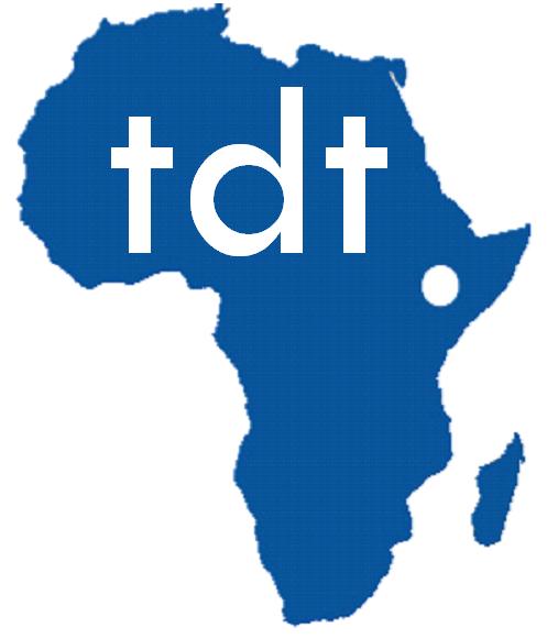 Tdt vectorizado logo