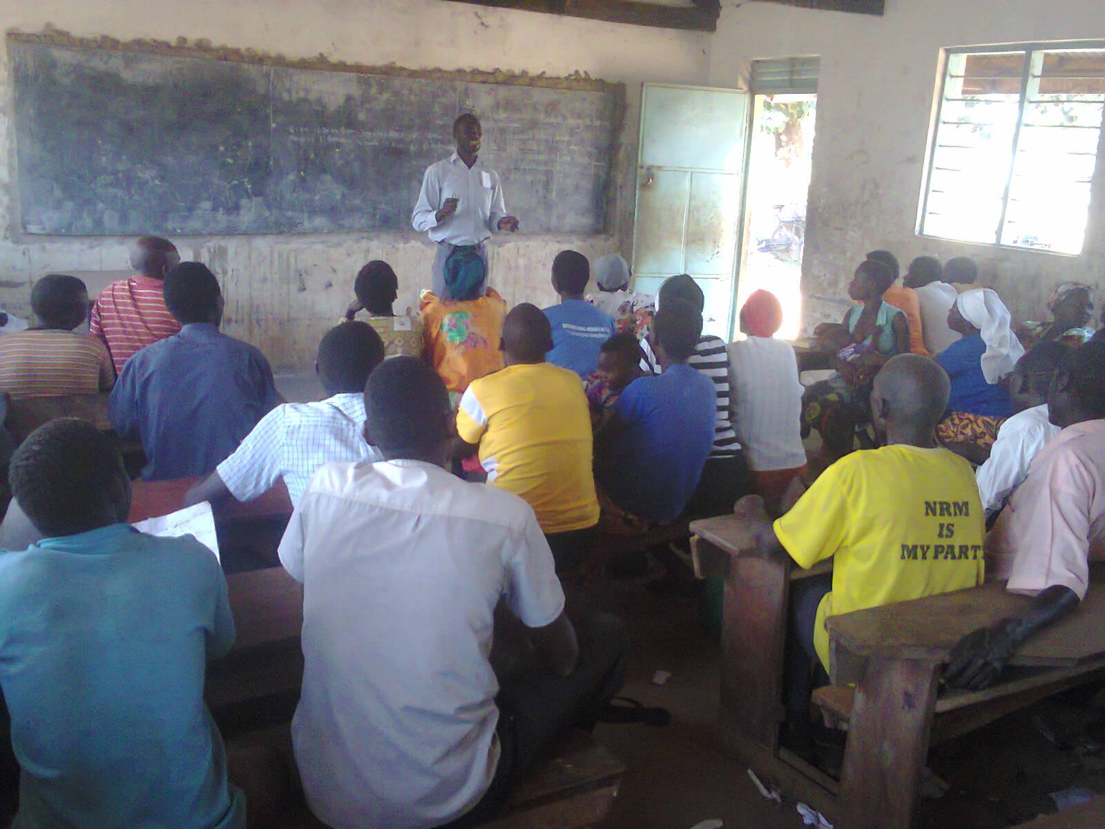 Food Security - Teso Development Trust